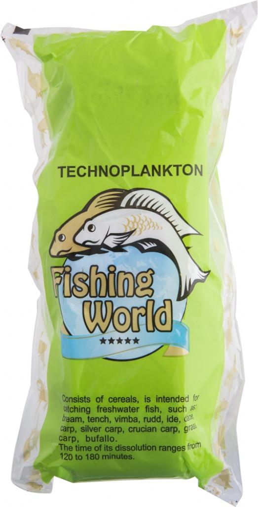 Технопланктон Fishing World Премиум, 3шт/уп