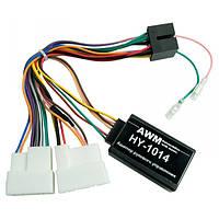 Адаптер кнопок на руле для Hyundai AWM HY-1014
