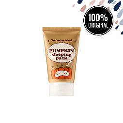 Ночная маска с экстрактом тыквы TOO COOL FOR SCHOOL Pumpkin Sleeping Pack, 30 мл