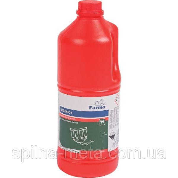 Кислотное моющее средство для молочного оборудования