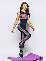 Комбинезон женский для фитнеса Go Fitness