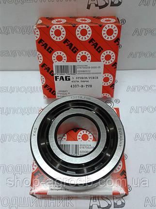Підшипник FAG 4307-B-TVH, фото 2