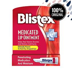 Лечебный бальзам для губ BLISTEX Lip Ointment