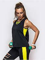 Майка спортивная женская Go Fitness