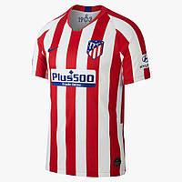 Футбольная форма Атлетико Мадрид (домашняя), сезон 19-20. Элитный полиестер