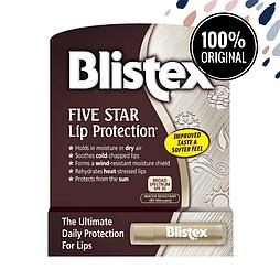 Универсальный бальзам для губ BLISTEX Five Star Lip Protect SPF 30