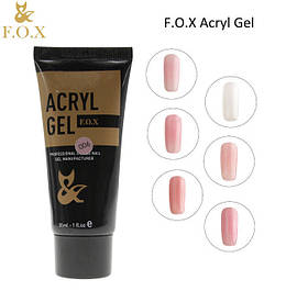 Акрил-гель, полигель, F.O.X, 30 мл
