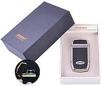 Зажигалка электроимпульсная USB Jobon подарочной упаковке арт.XT-4963-1