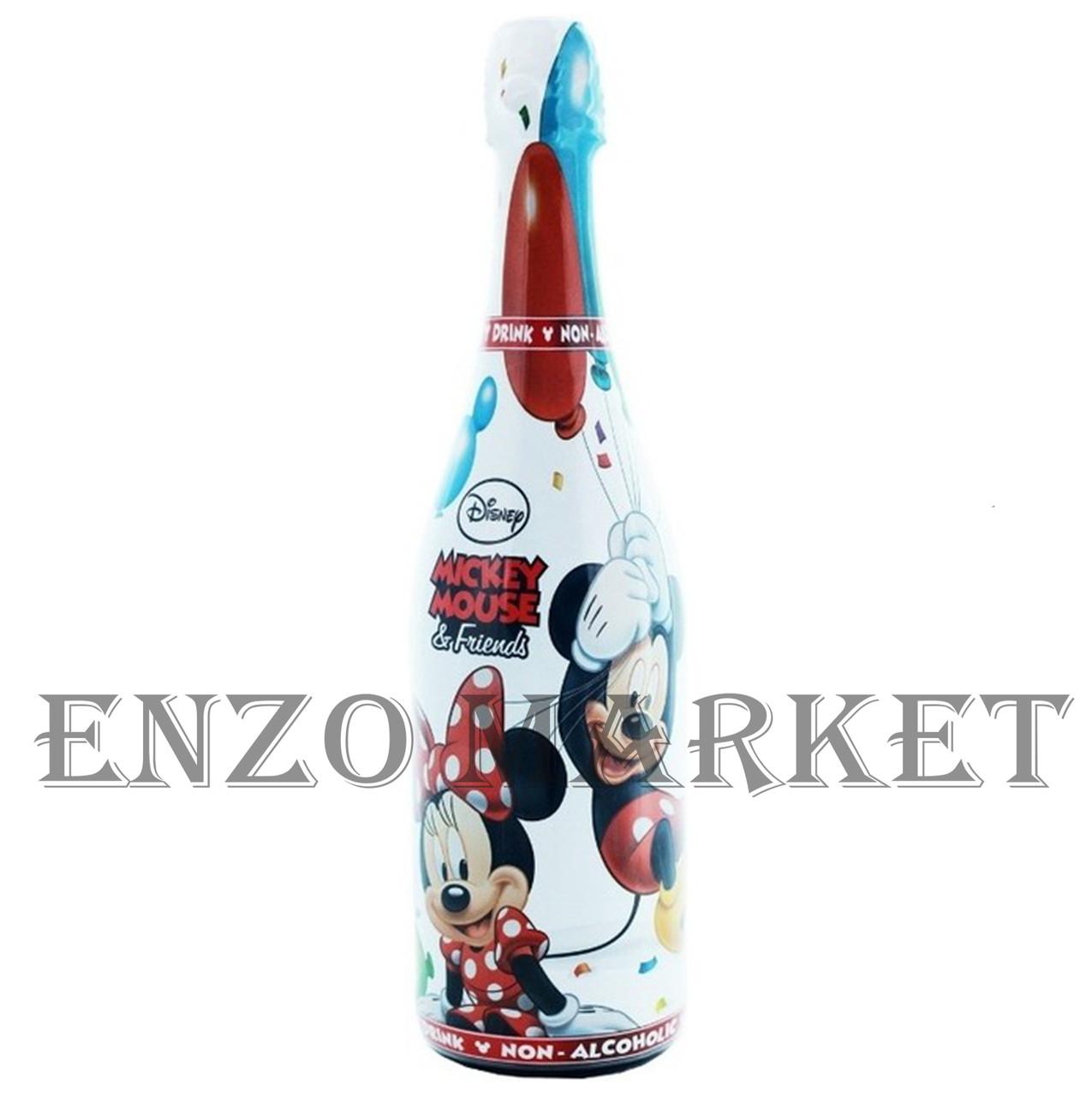 Детское шампанское Mickey Mouse 0,75 литра