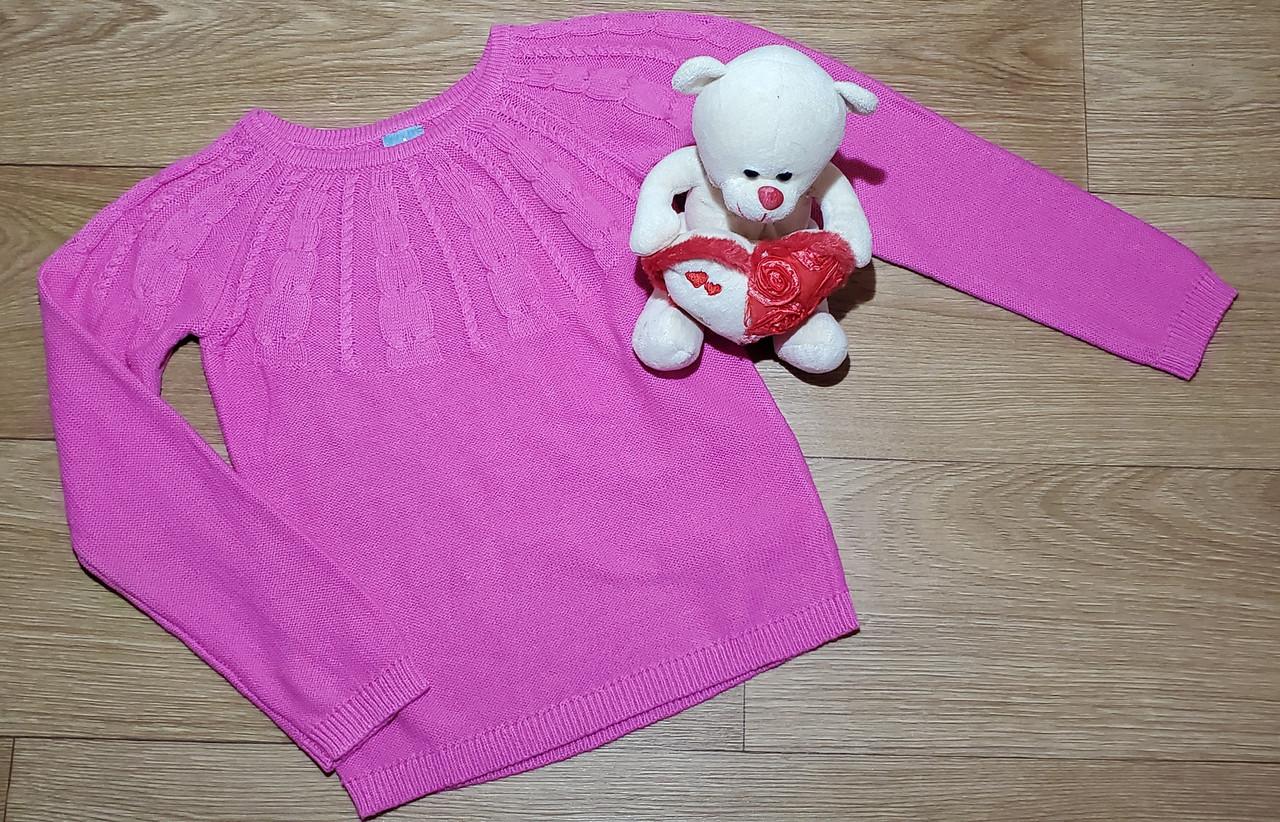 Стильный нежный малиновый свитерок на девочку GAP (США) (Размер 5Т)