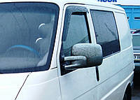 Дефлекторы окон (ветровики) Volkswagen t-4 transporter (фольксваген т4 транспортер 1990-2003)