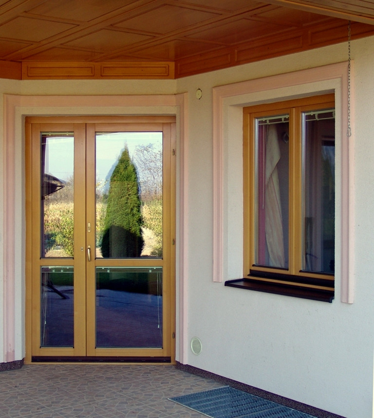 Балконні та терасні двері Stasyshyn Manufacture