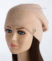 Удлиненная шапка со стразами Лембар жемчуг