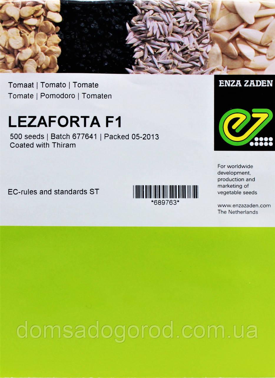 Томат ЛЕЗАФОРТА F1 | LEZAFORTE Enza Zaden 500 шт