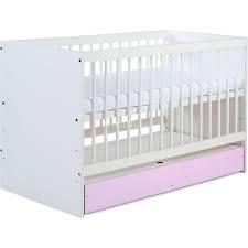 Кроватка для новорожденных, DALIA pink, Klups126DLLSH
