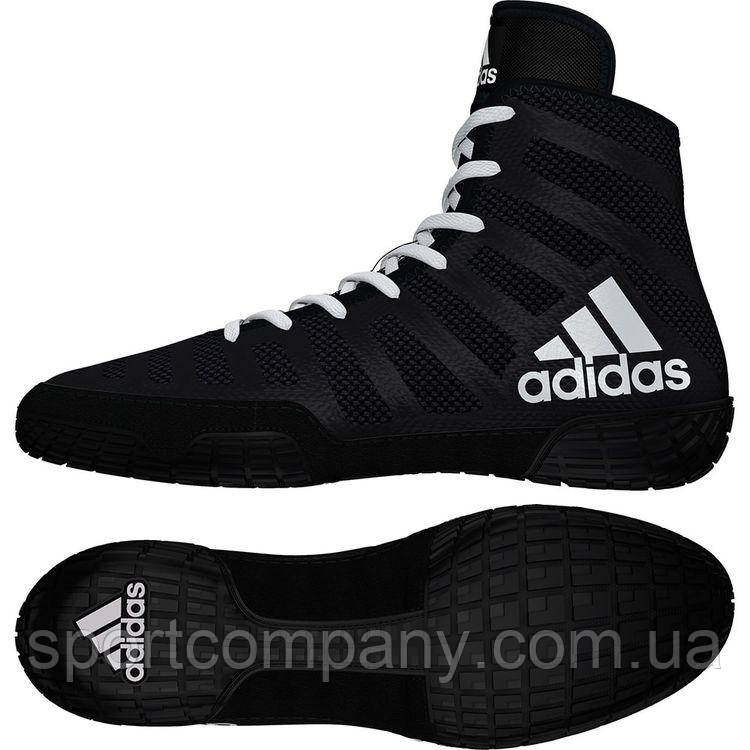 Борцовки Adizero Varner от Adidas разработаны для профессиональных спортсменов.
