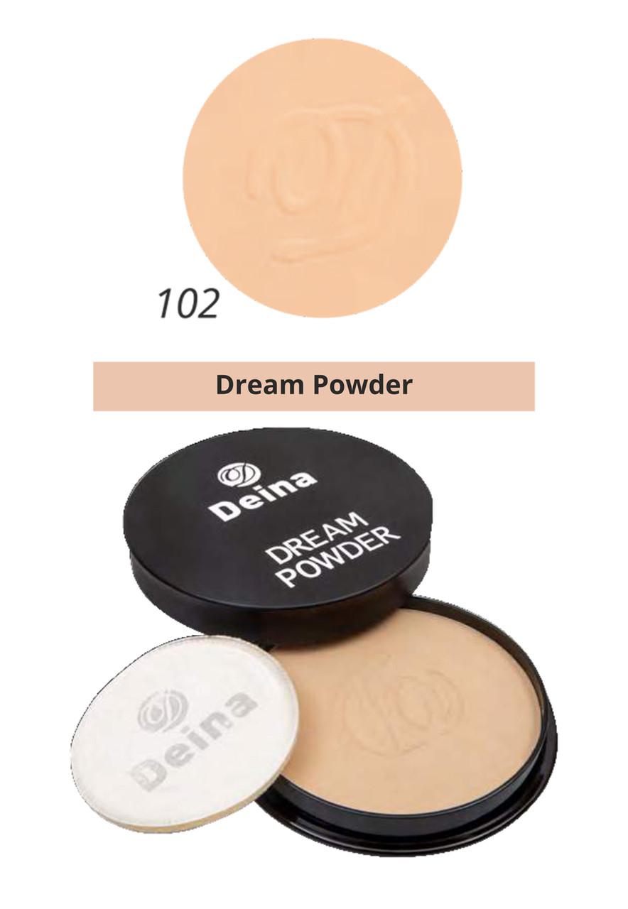 Пудра - Dream Powder Deina