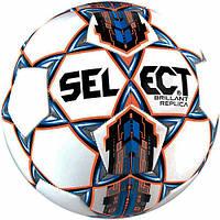 Мяч футбольный Select Brillant Replica New (315) размер 4