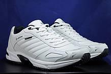Мужские белые кроссовки больших размеров Restime 46,47,49
