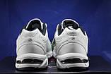 Мужские белые кроссовки больших размеров Restime 46,47,49, фото 4