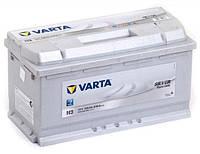 АККУМУЛЯТОР 6СТ-100A VARTA SILVER DYNAMIC H3 (600402083),12V,100AH (-/+) ВАРТА ЕВРО, 12В, 100АЧ, EN830А