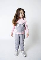 Стильний спортивний костюм для дівчинки 80-110