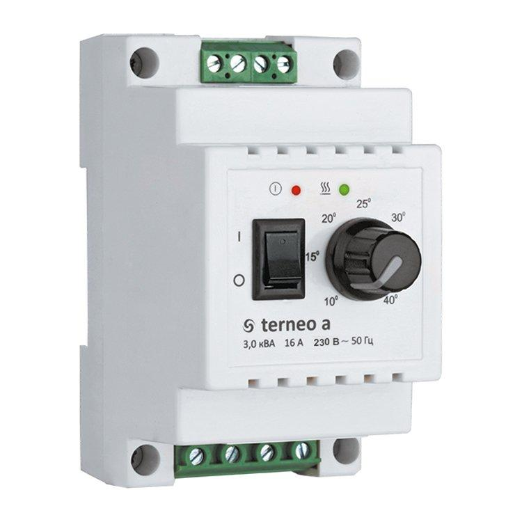 Терморегулятор terneo a