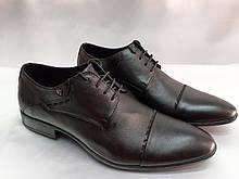Классические кожаные туфли на шнурках Rondo