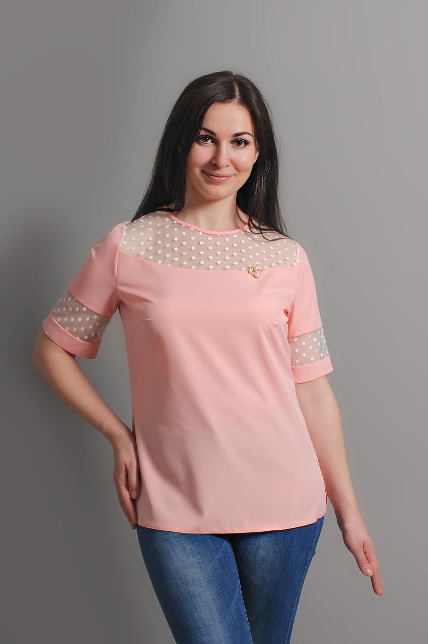 """Ніжна блуза """"Лілія"""""""