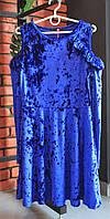 Сукня велюр V by very 16 років 160 см.