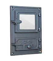 Печные дверцы DPK8R 375x275, фото 1