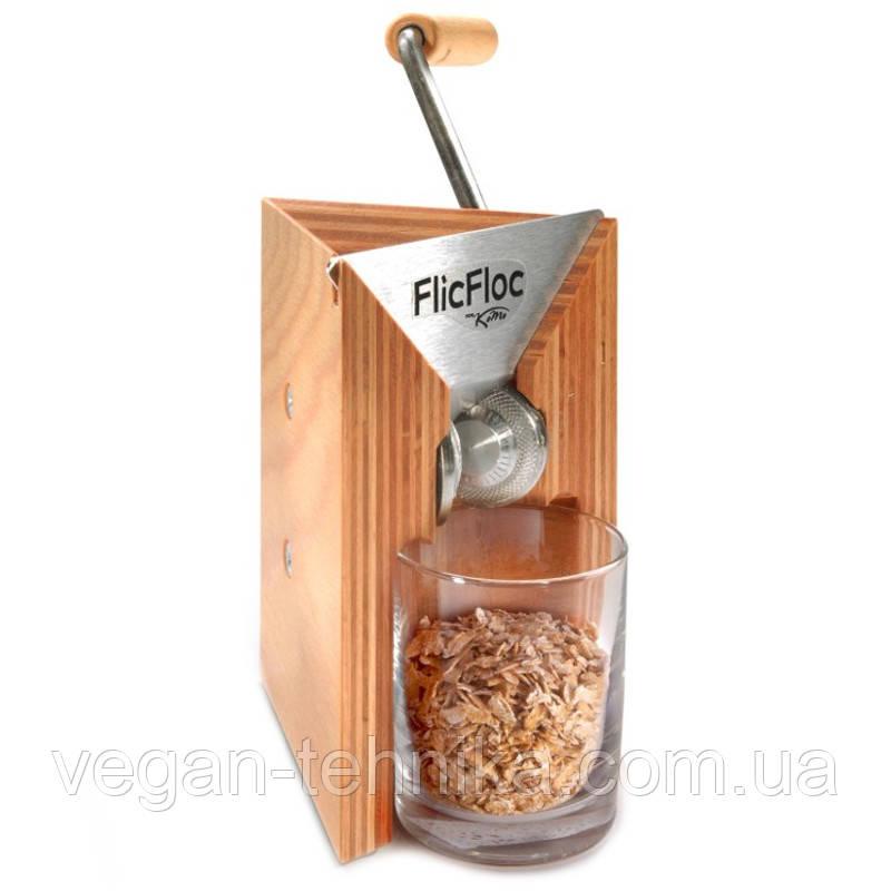Плющилка зерна Komo FlicFloc устройство для хлопьев