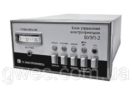 Блок управления электроприводом (БУЭП)