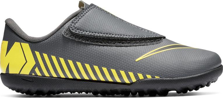 Детские сороконожки Nike JR Vapor 12 Club PS V TF (AH7357-070) - Оригинал