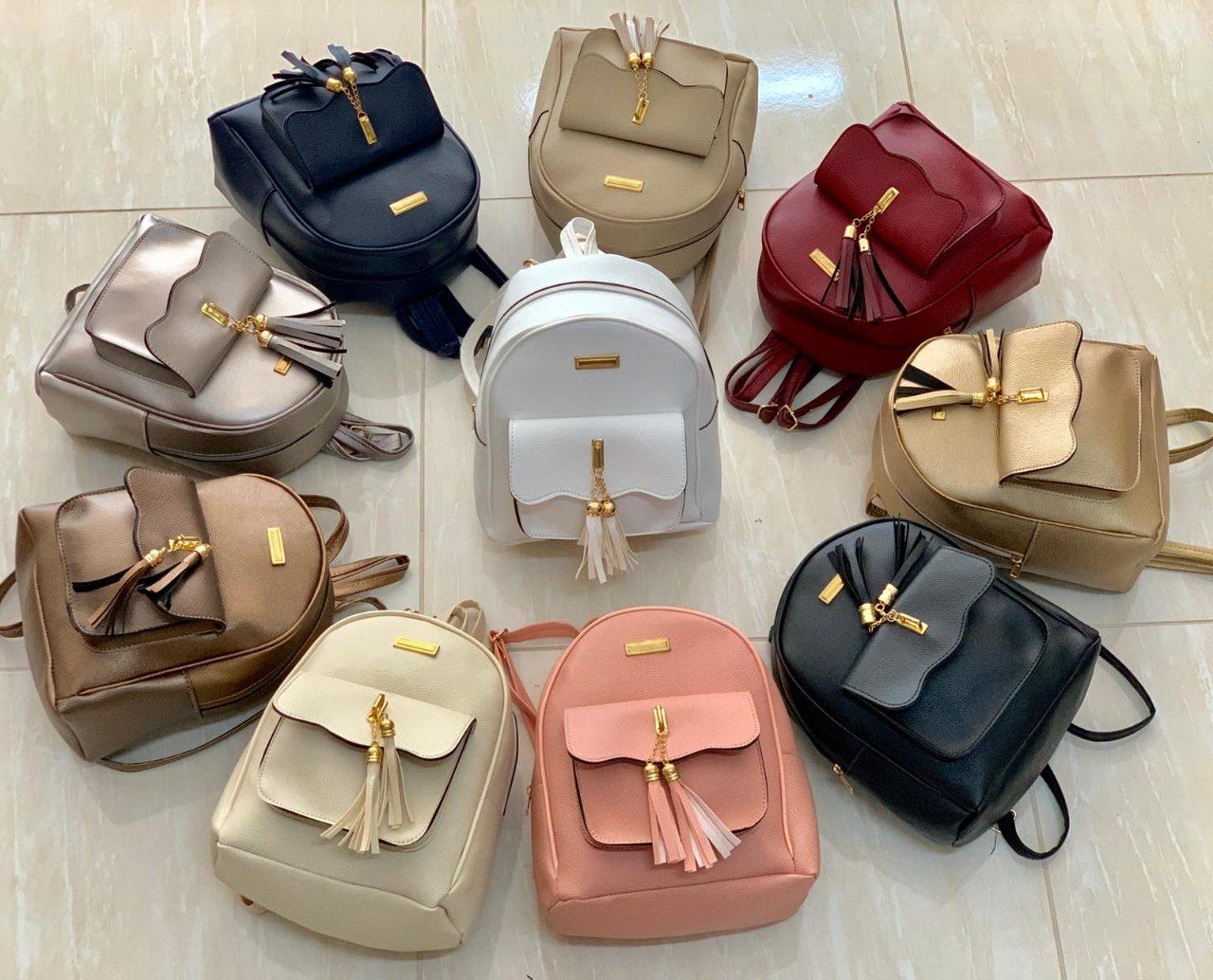 Женские рюкзаки 2 модели