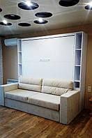 Шкаф кровать диван + консоли