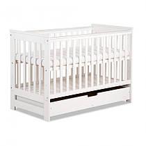 Детская кроватка, IWO, Klups 1206IWOSHYXw