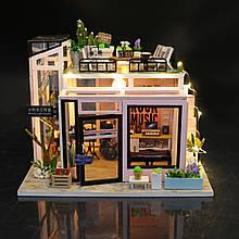 3D Румбокс Рок Студія - Ляльковий Дім Конструктор / DIY Doll House від CuteBee