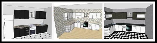 Проекты кухня Бьянка
