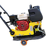 Поступательная виброплита бензиновая Spektrum SVP-95H (Honda GX160), вес 83 кг, фото 2
