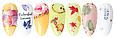 Слайдер водный для дизайна ногтей А-1556, фото 2