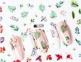 Слайдер водный для дизайна ногтей А-1556, фото 3