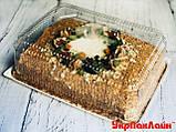 Одноразовая упаковка для тортов арт. 214 / арт. 214 Br, фото 2