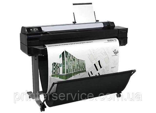 Плоттер HP DesignJet Т520 с подставкой для принтера и приемником бумаги (CQ893C)