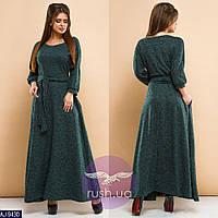 Платье длинное из ангоры софт, фото 1