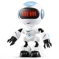 Мини робот-компаньон JJRC R8 Ruke Luke Бело-голубой (JJRC-R8B), фото 1