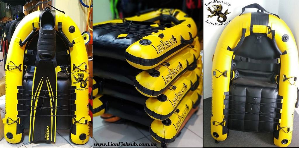Буй, Плот LionFish.sub для Подводной Охоты, Дайвинга, Фридайвинга. Фото - Часть №4