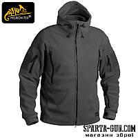 Куртка флісова Helikon-Tex PATRIOT - Shadow Grey