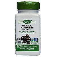 Клопогон, nature's Way, 540 мг, 100 капсул