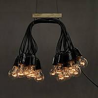 Ретро гирлянда 10м на 11 ламп
